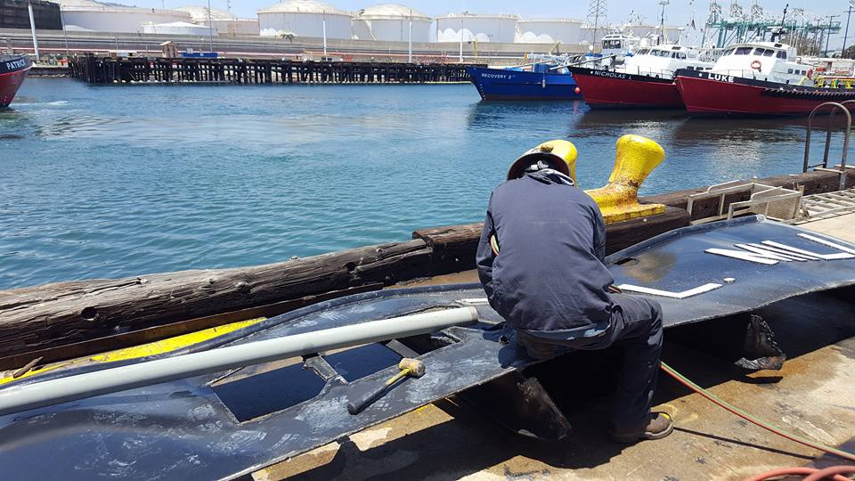 Maritime Welding Contractor Long Beach