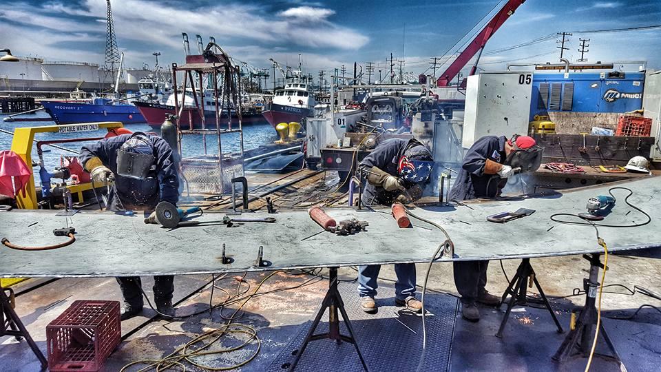 welding-contractor-long-beach