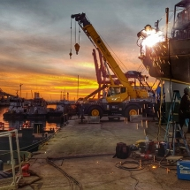 Maritime Welding Contractor Long Beach