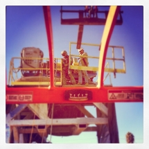 rig-work